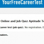 Do you want to know what jobs are right for you?